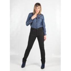 Pantalón loneta gris oscuro